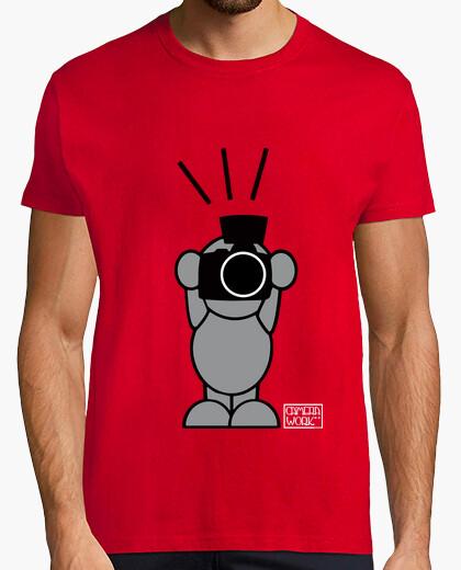 Camiseta Mini Photographer