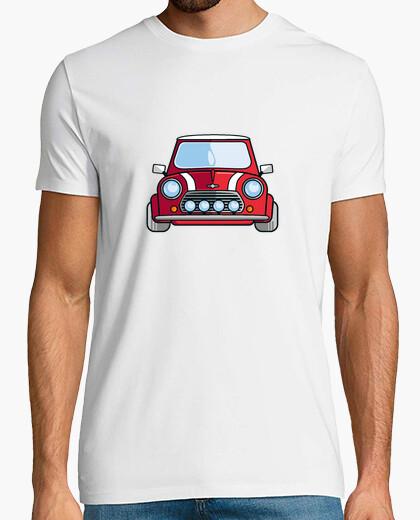T-shirt mini rete