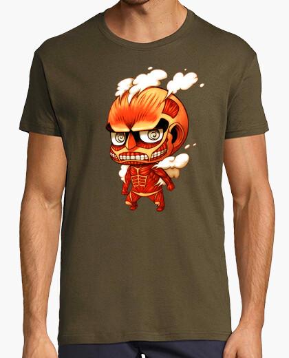 Camiseta Mini Titan