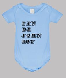 mini ventilateur john garçon bébé