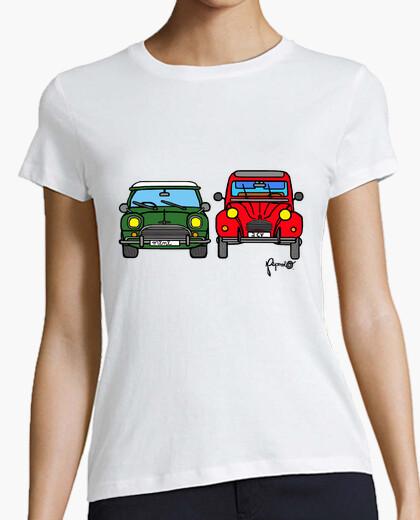 Camiseta Mini vs 2CV