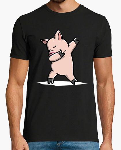 Tee-shirt minicerdo dab!