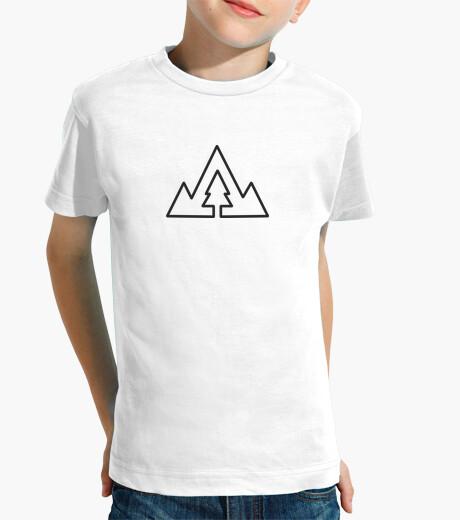 Ropa infantil Minimal mountain