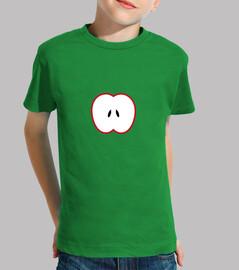 minimalist apple