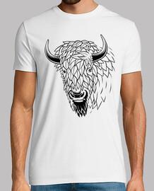 minimalist buffalo