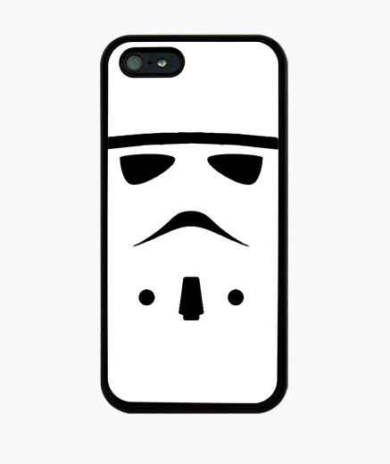 Funda iPhone Minimalistic Trooper - iPhone 5