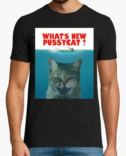 Camiseta minino