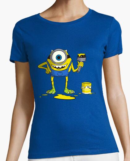 Camiseta Minion Wazowski