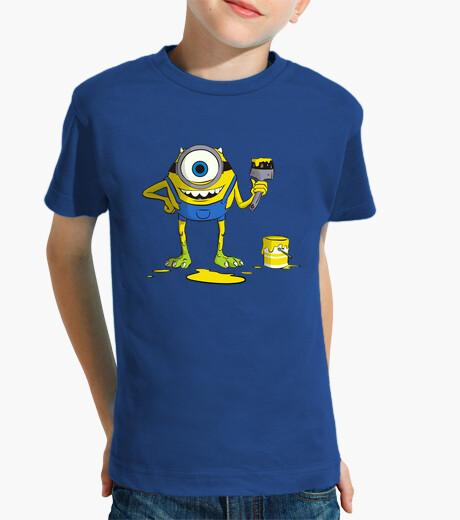 Minion wazowski kids clothes