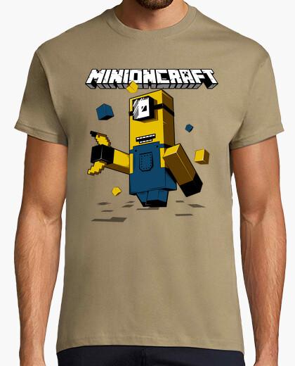 Tee-shirt minioncraft