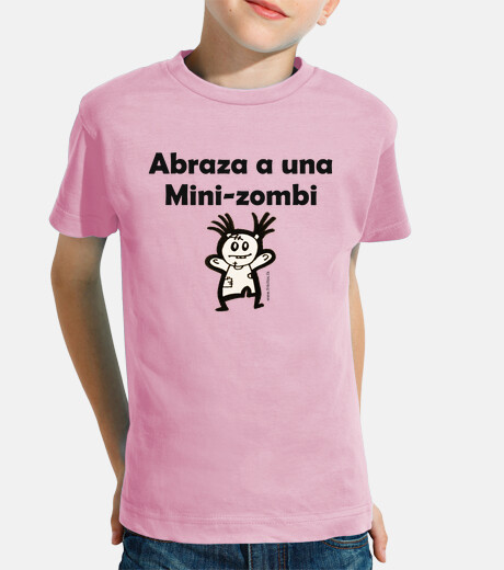 Camiseta Mini-zombi niña