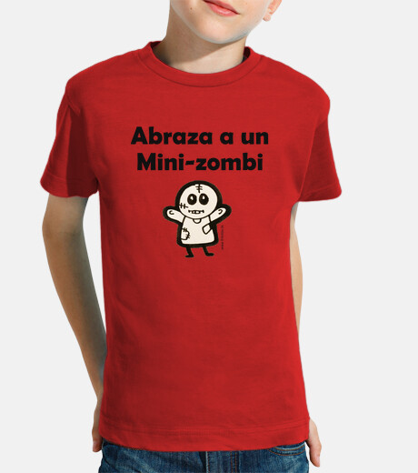 Camiseta Mini-zombi niño