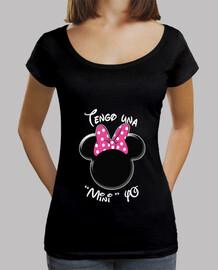 Minnie Yo Letras blancas