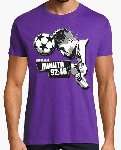 Camiseta Minuto 92:48