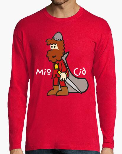 Camiseta Mio Cid, caballero castellano Chico Rojo