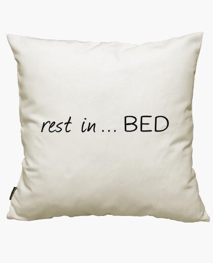 Funda cojín Mipozoenungozo - Rest in ... BED