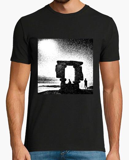 Camiseta Mirando al infinito