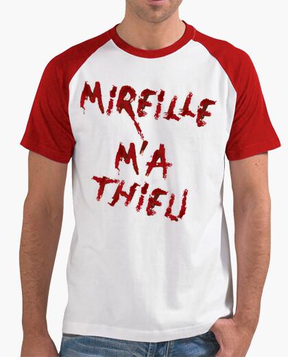 Tee-shirt Mireille m'a thieu