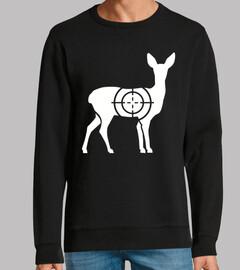 mirino di cervo