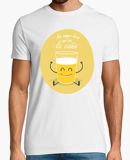 Camiseta Mis amigos dicen que soy la caña I