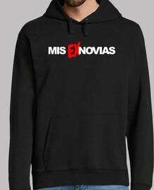 Mis ExNovias (logo plano)