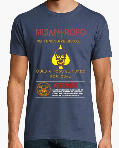 Camiseta MISANTROPO