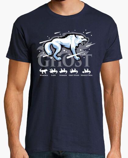 Tee-shirt mise à jour du fantôme