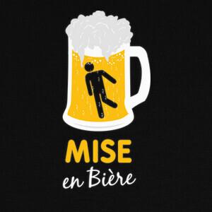 Tee-shirts Mise en Bière