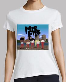 Misfits camiseta chica