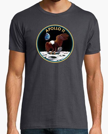 Camiseta Misión Apollo 11