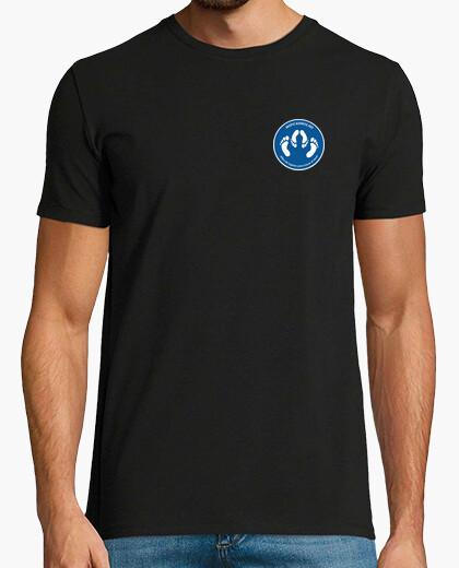 Camiseta Mispicaderos, por delante y por detras