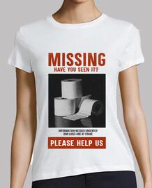 Missing w