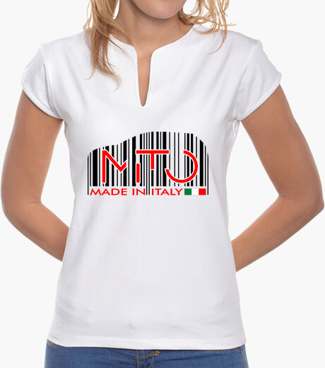 Camiseta Mito Made in Italy Chica