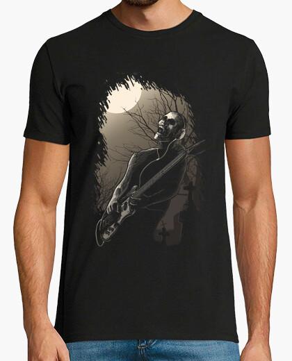 T-Shirt mitternachtsfelsen
