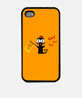 mixu cas chat iphone