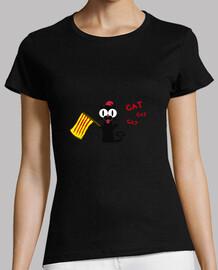 mixu samarreta cat