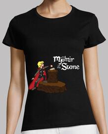 Mjolnir in the Stone (Movie)