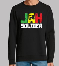 Männer, Pullover, schwarz