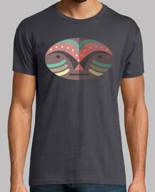 Männer, T-Shirt, graphite, Top Qualität