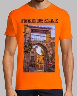 Männer, T-Shirt, orange, Top Qualität
