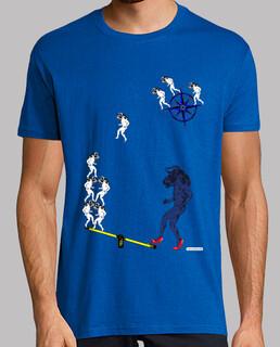 Männer, T-Shirt, pistazie, Top Qualität