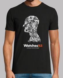 Männer, T-Shirt, schwarz, Top Qualität