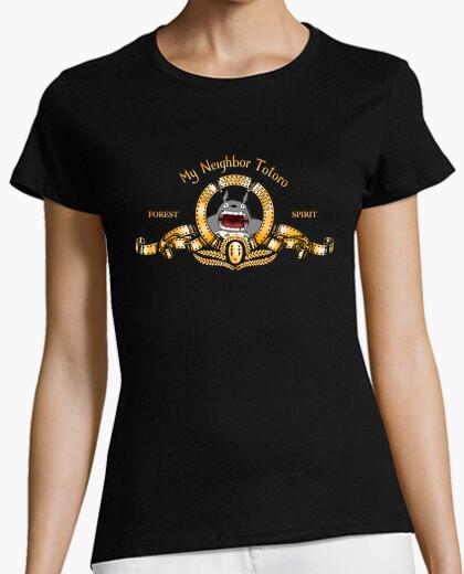 Mnt (my neighbor totoro) t-shirt