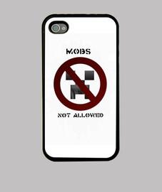 mob not consentito.