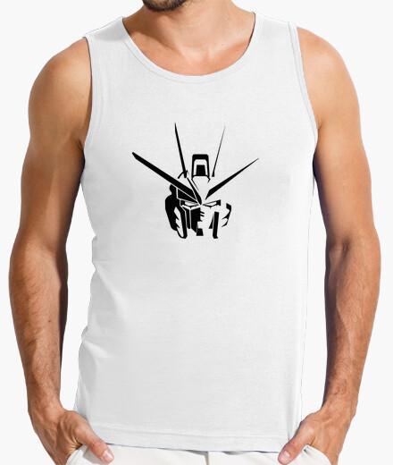Camiseta mobile suit gundam