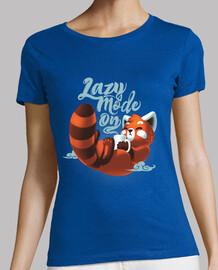 mode paresseux sur t-shirt w