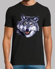 modèle loup