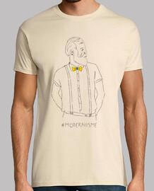 modernista (antoni gaudi) - samarreta noi, qualitat extra