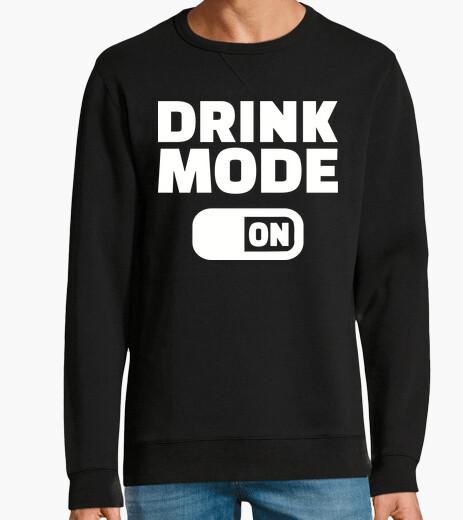 Jersey modo de bebida encendido