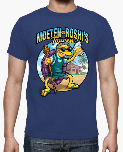 Moeten Roshi's Tavern camiseta